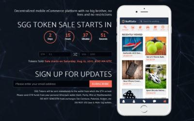 StuffGoGo veut détrôner Amazon, Ebay et Alibaba grâce à une plateforme m-commerce blockchain